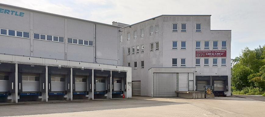 Zentrales Kunstdepot Der Stadt Ulm Peg Ulm Projektentwicklung